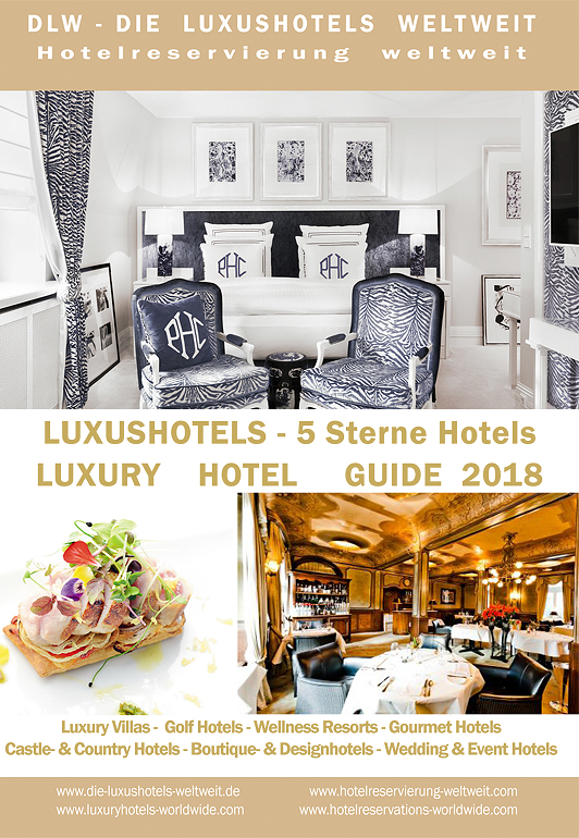 Luxury Hotels World catalgoue 2015